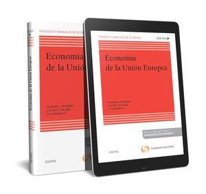 ECONOMÍA DE LA UNIÓN EUROPEA (PAPEL + E-BOOK)