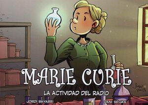 MARIE CURIE, LA ACTIVIDAD DEL RADIO