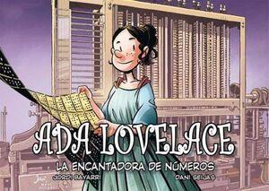ADA LOVELACE, LA ENCANTADORA DE NÚMEROS