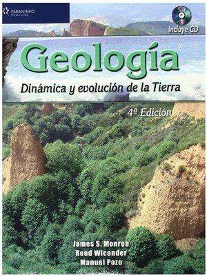 GEOLOGÍA. DINÁMICA Y EVOLUCIÓN DE LA TIERRA
